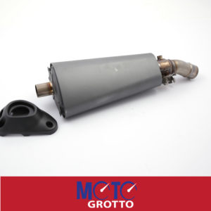 Silencer for Kawasaki ZX10R (08-10)
