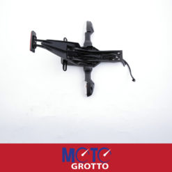 Number plate holder assembly with indicators for Kawasaki ZX6R (13-16) , PN: 35019-0570
