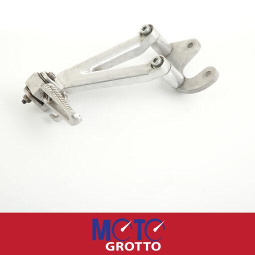 Pillion foot peg LH for Yamaha R6 (99-02) , PN: 5EB-27430