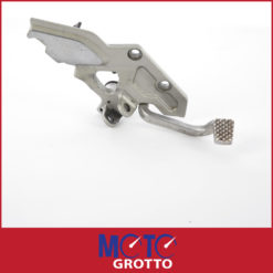 Footrest hanger RH and brake pedal for Kawasaki ZZR1100 (91-93)